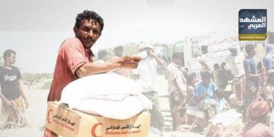 إغاثات على خطوط التماس.. نور الإمارات يضيء أجواء الحديدة