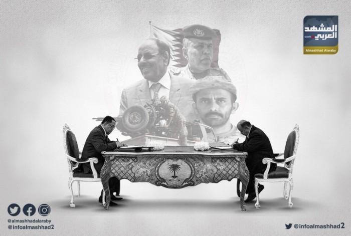 """""""التزام الانتقالي"""".. طوقٌ ينجي اتفاق الرياض من إرهاب الشرعية"""