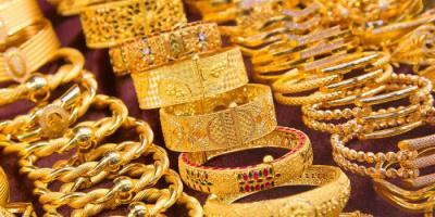 ارتفاع أسعار الذهب في الأسواق اليمنية اليوم الخميس