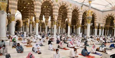 السعودية توحّد خطبة الجمعة عن أهمية تطعيم الأنفلونزا الموسمية