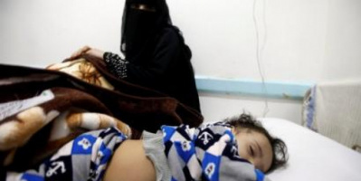 الحرب على الكوليرا.. جهودٌ دولية لاحتواء مآسي الحرب الحوثية