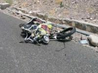 5 مصابين في حادثين مروريين بلحج