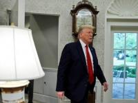 ترامب ينسحب غاضبا قبل انتهاء مقابلة معه لهذا السبب