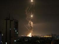 طائرات إسرائيلية تقصف أهدافًا تابعة لحماس في غزة