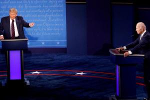 كورونا يُشعل المناظرة الأمريكية الثانية بين ترامب وبايدن