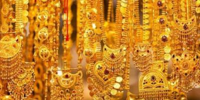أسعار الذهب تواصل ارتفاعها في الأسواق اليمنية اليوم الجمعة