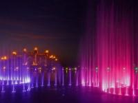 """""""نافورة النخلة"""".. إنجاز آخر تنفرد به دبي عالميًا"""