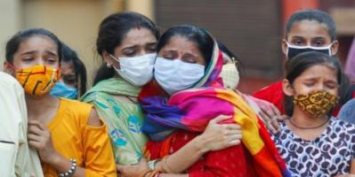 الهند تُسجل 690 وفاة و54366 إصابة جديدة بكورونا