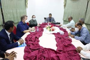 """""""انتقالي حضرموت"""" يطالب """"الخبراء الأمميين"""" برصد انتهاكات الاحتلال"""