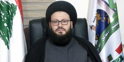 الحسيني: حزب الله بنيته إرهابية.. والعقوبات الجديدة رادعة له