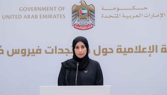 الإمارات تُسجل وفاة واحدة و1,563 إصابة جديدة بكورونا