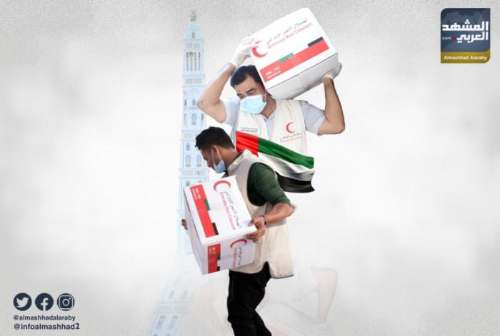 خيرات الإمارات تزرع بذور السلام وتخفف آلام الحرب (ملف)