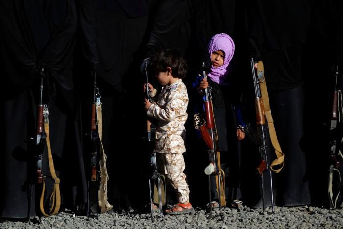 اختفاء أطفال إب.. صغارٌ تلتهمهم محرقة الحوثي