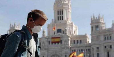 إسبانيا تُسجل 231 وفاة و19851 إصابة جديدة بكورونا