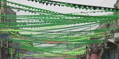 """الجبايات """"الخضراء"""" في المولد النبوي.. تربّح حوثي تحت غطاء الدين"""