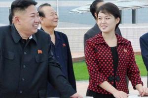 سبب اختفاء زوجة زعيم كوريا الشمالية