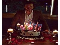 إيساف يحتفل بعيد ميلاده (فيديو)