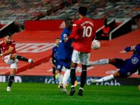 التعادل السلبي يحسم قمة مانشستر يونايتد وتشيلسي في الدوري الإنجليزي