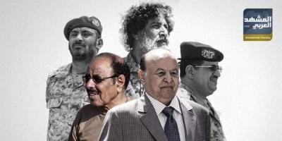الشرعية توظف الحل السياسي للتمادي في خياراتها العسكرية بالجنوب
