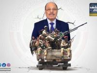 إخماد قصف إخواني على القطاع الأوسط بأبين