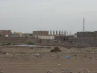 مدفعية مليشيا الحوثي تجدد عدوانها على شرق التحيتا