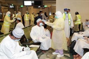 سلطنة عمان تُسجل إجمالي 112932 إصابة جديدة بكورونا