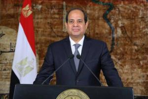 الرئيس السيسي يمدد حالة الطوارئ في مصر 3 أشهر