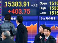 بورصة طوكيو ترتفع في بداية تعامل اليوم الإثنين