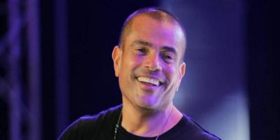 """عمرو دياب يطرح برومو أغنية """"الجو جميل"""""""