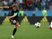 مودريتش يقود قائمة كرواتيا أمام تركيا والسويد والبرتغال
