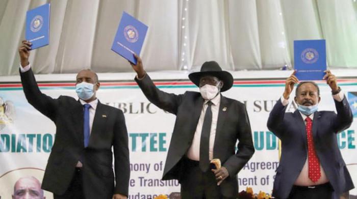 الخرطوم تحتفل بتوقيع اتفاق السلام في 3 نوفمبر المقبل