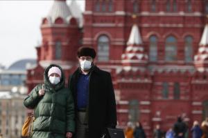 موسكو تسجل 61 وفاة جديدة بكورونا