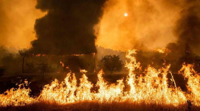 حرائق غابات كاليفورنيا تجلي 60 ألفًا من سكان الولاية