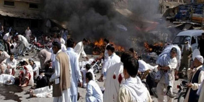 انفجار بمدرسة دينية شمال باكستان وسقوط قتلى بينهم أطفال