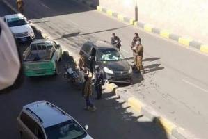 هجوم مسلح يستهدف وزيرًا حوثيًا في صنعاء