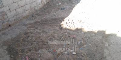 بمبادرة شعبية.. ردم أعمال حفر في جعار (صور)