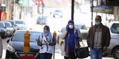 فلسطين تسجل 576 إصابة جديدة بفيروس كورونا و4 وفيات