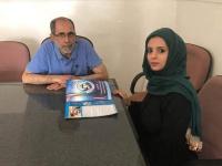 متأثرة بجراحها.. ابنة وزير شباب الحوثيين تلحق به