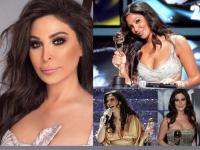 World Music Awards تحتفل بعيد ميلاد إليسا