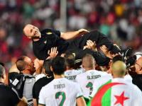 الاتحاد الجزائري يحسم مصير جمال بلماضي