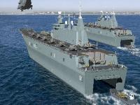 القوات البحرية المصرية: الميسترال تقوم بمهام عديدة وتستطيع حمل طائرات الهيلوكوبتر