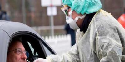 أمريكا تسجل 38 ألفا و74 حالة إصابة جديدة بكورونا