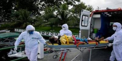 البرازيل تسجل 29787 إصابة جديدة بفيروس كورونا