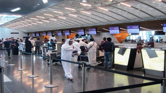 تعليقًا على واقعة مطار الدوحة.. قطر تعتذر للمسافرات
