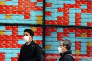 بورصة طوكيو.. نيكي يتراجع 0.48%