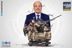خانت المقاومة.. مليشيا الشرعية تسلم مواقعها شرق تعز للحوثي