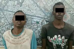 ملاحقة عصابة سرقة بالإكراه في دار سعد