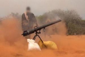 قصف مطار واجد جنوبي الصومال