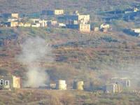 نظرة على الخسائر الزراعية.. إرهاب حوثي ينسف الأراضي الخضراء