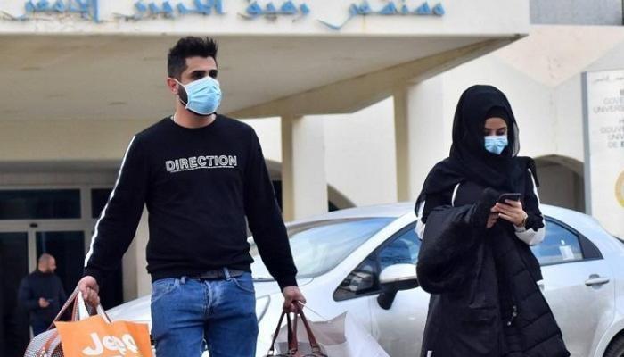 لبنان يُسجل 12 وفاة و1850 إصابة جديدة بكورونا